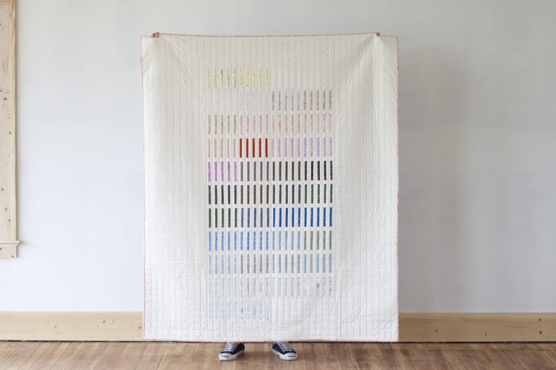 Bartow Quilt by Carolyn Friedlander