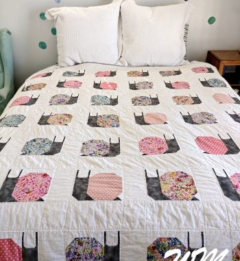 Full Quilt on Guest Bed